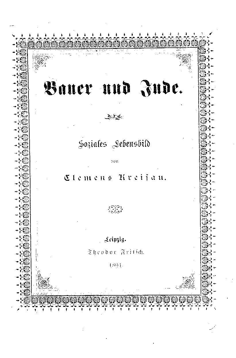 kreisau clemens bauer und jude soziales lebensbild