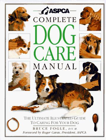 Download ASPCA complete dog care manual
