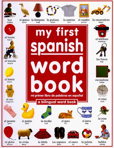 My first spanish word book =