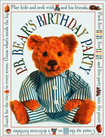 P.B. Bear's birthday party