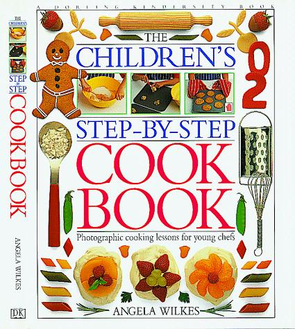 Download Children's Step-by-Step Cookbook
