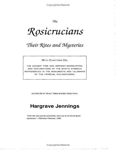 Download Rosicrucians