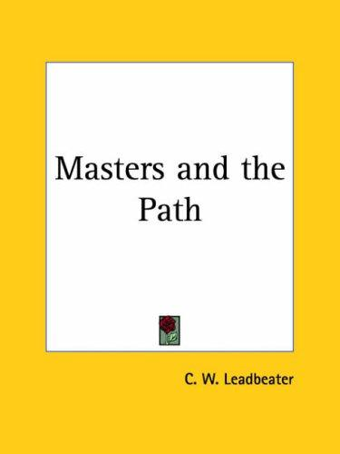 Download Masters and the Path