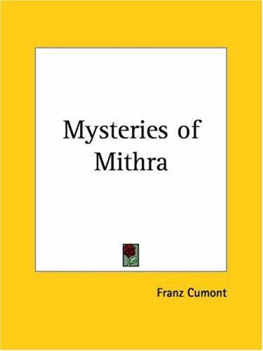Download Mysteries of Mithra