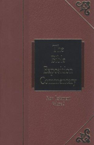 The Bible exposition commentary