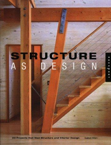 Structure as Design by Isabel Allen