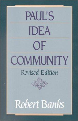 Download Paul's idea of community