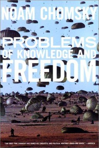 Download Problems of Knowledge and Freedom
