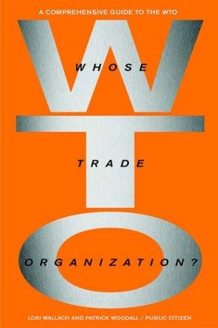 Download Whose trade organization?