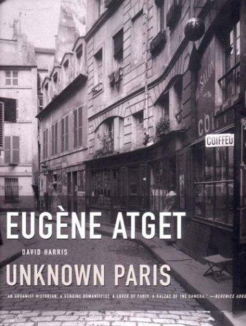 Image for Eugene Atget: Unknown Paris