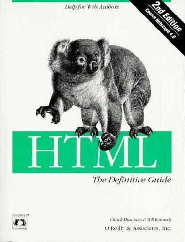Download HTML, the definitive guide