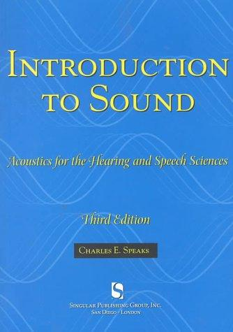 Download Introduction to sound