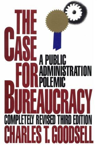 Download The case for bureaucracy