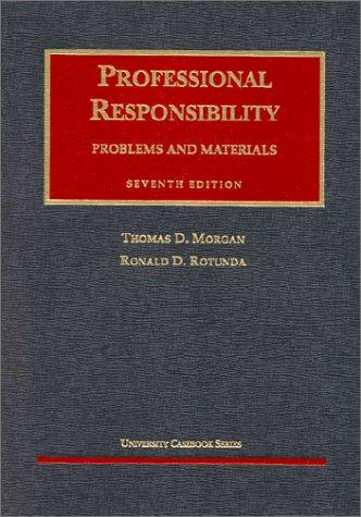 Download Professional responsibility