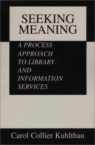 Download Seeking meaning