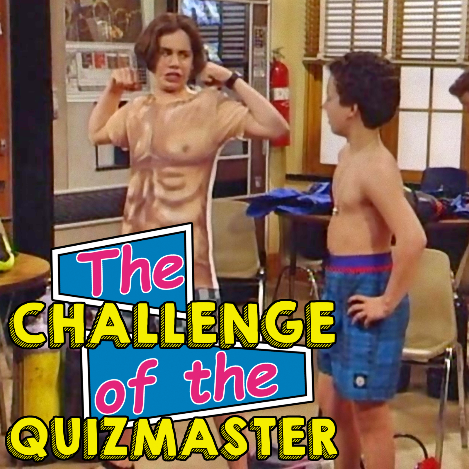 The Challenge of the Quizmaster: the Trials of Cris, pt3