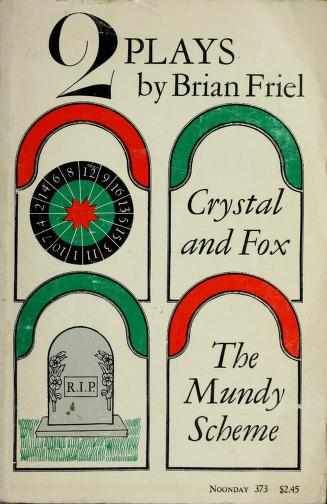 Crystal and Fox by Brian Friel