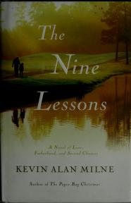 Cover of: The nine lessons | Kevin Alan Milne