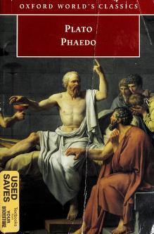 Cover of: Phaedo | Plato