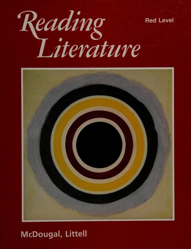 Reading literature by Jacqueline L. Chaparro