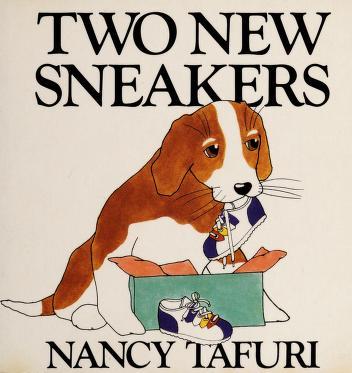 Cover of: Two new sneakers   Nancy Tafuri