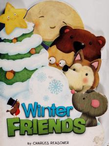 Cover of: Winter friends | Charles Reasoner