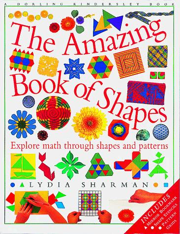 The amazing book of shapes by Lydia Sharman