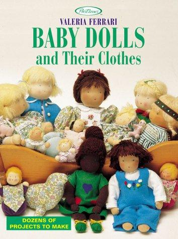 Baby dolls and their clothes by Valeria Ferrari
