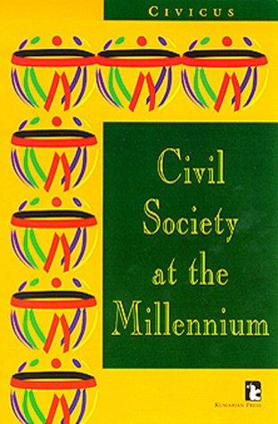 Civil Society at the Millennium by Civicus.