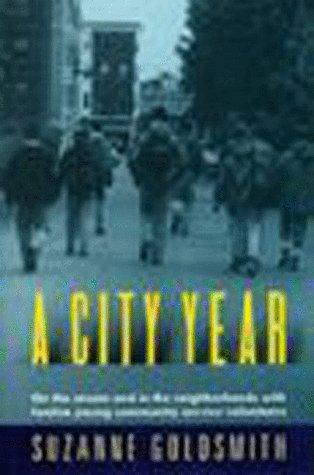 A City Year by Suzanne Goldsmith-Hirsch